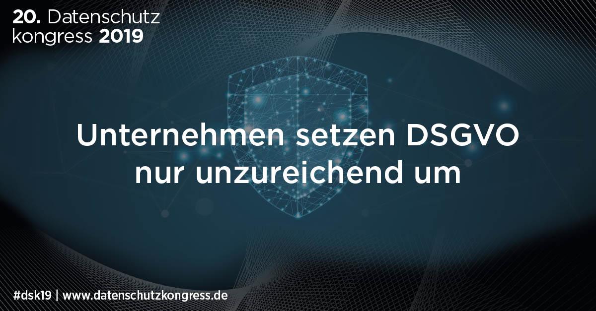 Landes-Datenschutzbeauftragte DSGVO