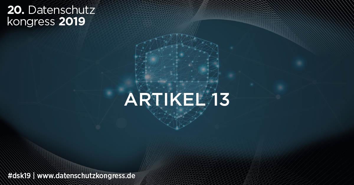 Artikel 13 Urheberrechtsreform