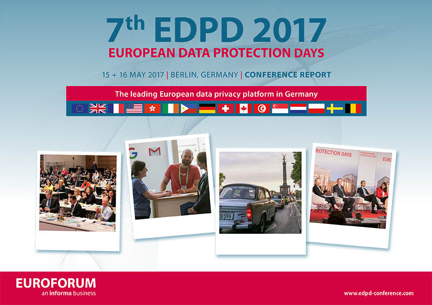 conference report edpd17