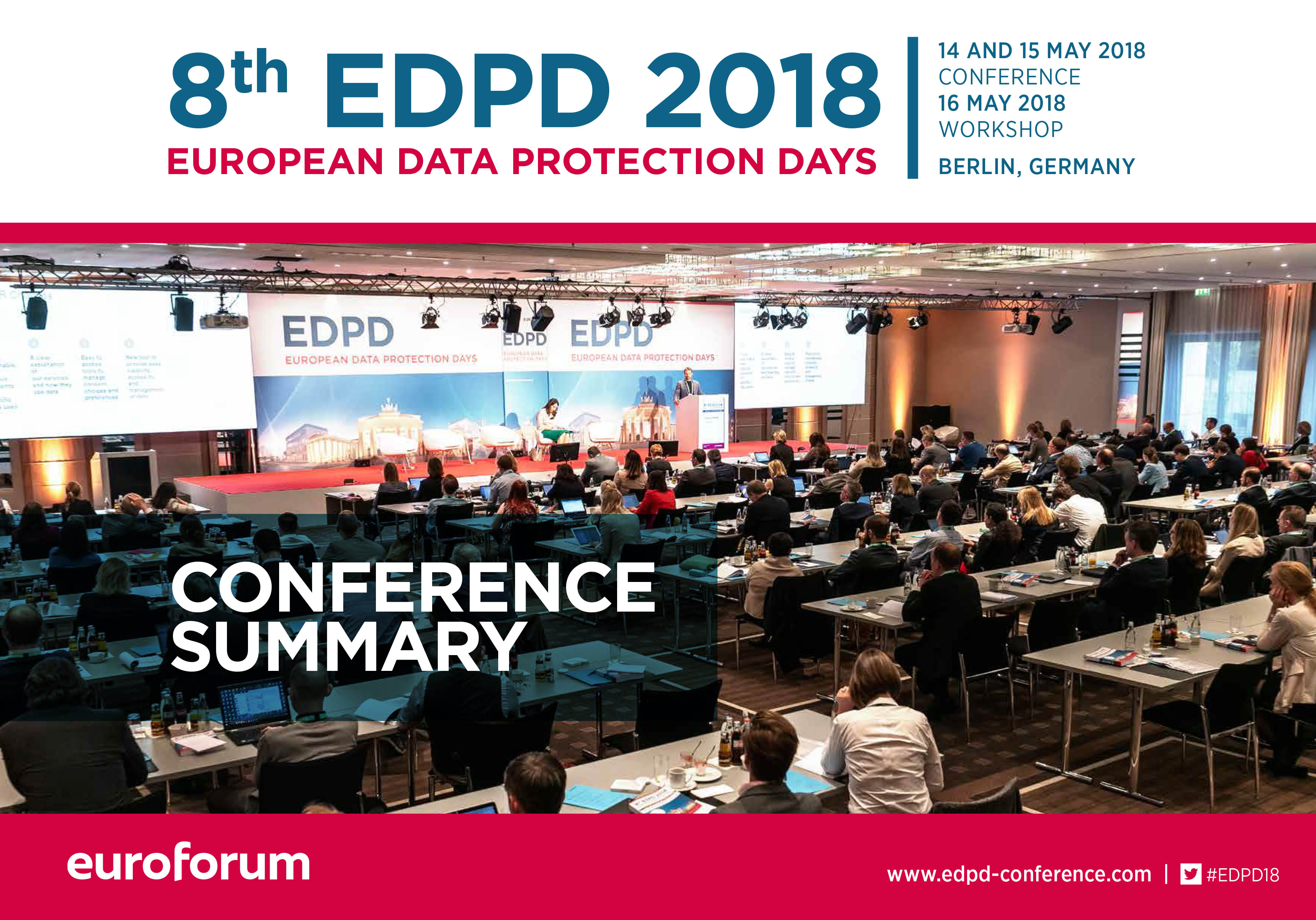 European Data Protection Days Conference Summary