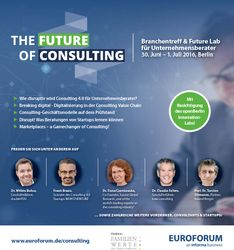 THE FUTURE OF CONSULTING