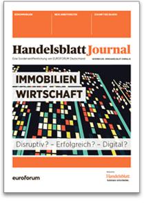 Handelsblatt Journal Immobilienwirtschaft