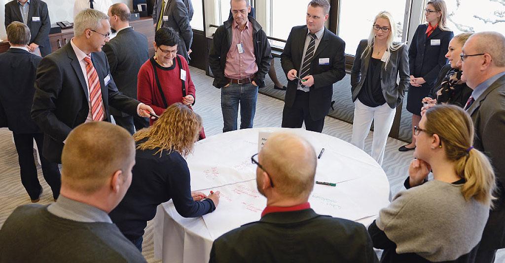 Keynotes, Vorträge, Panels und Round Tables zu:
