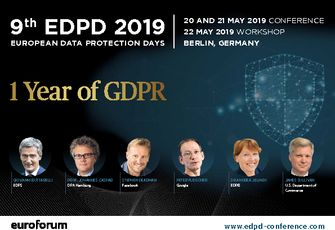 9th European Data Protection Days