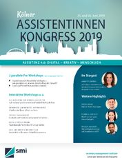 Kölner Assistentinnen Kongress 2019